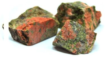 Piedra unakita