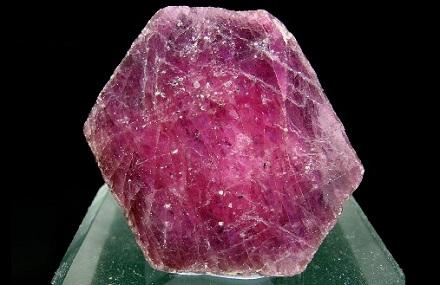 Piedra corindón