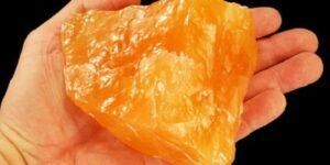 Calcita naranja propiedades magicas